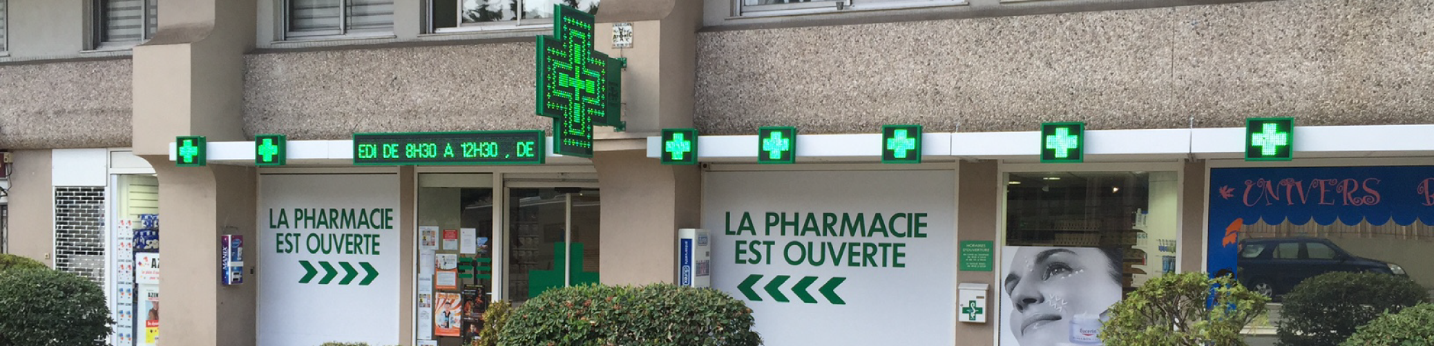 CROIX DE PHARMACIES